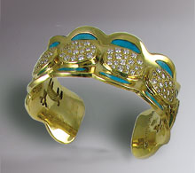 Valley of the Gems Bracelet